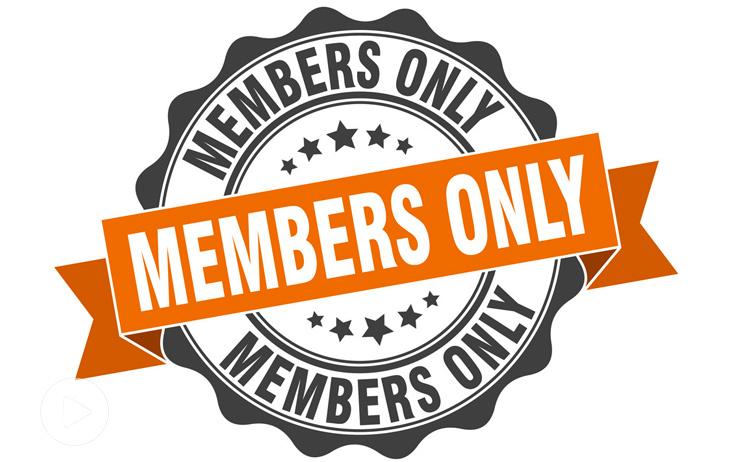Réservé aux membres