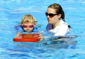 leçon individuelle de natation avec lgsport